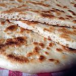 recette Kesra à la farine Glettes Algerienne