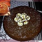 recette Gâteau au chocolat sans œufs ni beurre