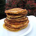 recette Pancakes au celeri branche