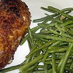 recette Escalope de poulet façon cordon bleu à la panure de spéculos