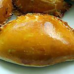 recette Chausson aux pommes à la pâte bourgeoise et ...
