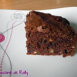 recette Brownies de Christophe Michalak