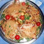 recette Grillade de porc sauce robert