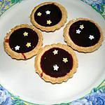 recette Mini tartelettes au carambar