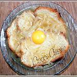 Soupe de pain et oignons