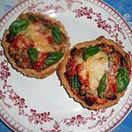 recette Tartelette au thon