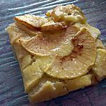 recette Tarte aux pommes Magdaléna