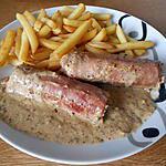 recette Andouillette de Troyes à la moutarde de Meaux.( Recette de Jeanmerode. des foodies)