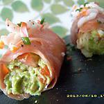 recette cannellonis frais de saumon à la chair de crabe (recette minceur)