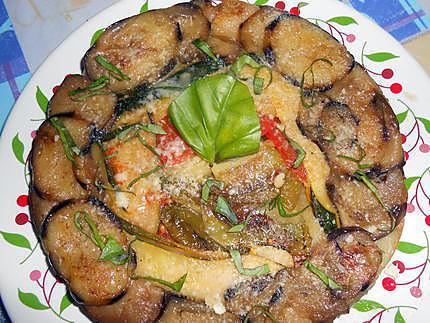 Ma Tatin de légumes grillés 430