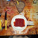 recette croûtes aux fraises