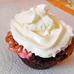 recette Cupcakes au coeur Marshmallow
