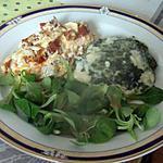 recette saumon en papillotte  et dans le finistére