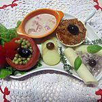 recette Plat d'une ritournelle de légumes et thon. photos jardin.