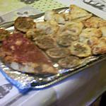 recette plateau dessert  ,et pour mamyloula et jean ma ratatouille  et  !!!