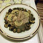 recette sardines marinées de rosinette,,,,,courgettes    et ;;;