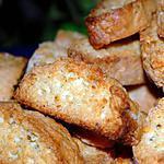 recette Biscuits parfumés à l'anis de Paola