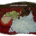 recette Pavé de cabillaud au crumble de chorizo et sa fondue de poireaux