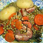 recette Jardinière de légumes