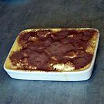 recette TIRAMISU A L'ANANAS (recette internaute )