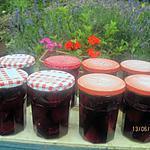 recette Stérilisation: betteraves rouges.