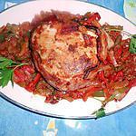 recette Thon basquaise