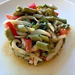 recette salade de casseron
