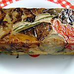 recette pasticcio de verdura de crémina ( revisitée)