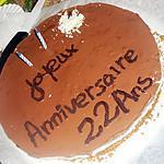 recette Bavarois Chocolat Vanille ! Anniversaire De Mon Chéri