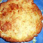recette Quiche saumon,blettes,fromage