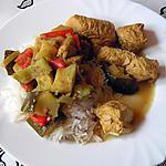 recette Dinde au curry