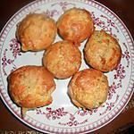 recette Petits gateaux au chaource