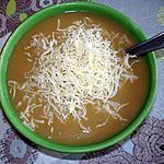 recette Soupe à l'oignon