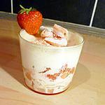 recette Tiramisu aux fraises et au Coca-Cola