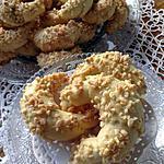 recette tcharek el ariane gateaux algerien