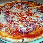 recette Fajitas façon pizza