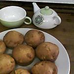 recette Muffins aux pommes pour ma petite fille