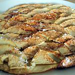 recette Tarte extra fine aux pommes