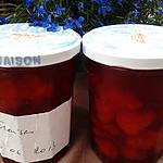 recette confiture aux fraises