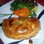 recette Chaussons  aux  fruits de mer(41)
