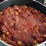 recette Sauce Bolognèse à ma façon