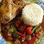recette le poulet basquaise