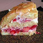 """recette charlotte """"pschitt"""" aux fraises"""