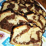 recette Marbré Glaçage Chocolat