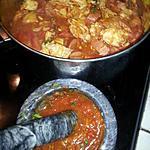 recette Rougail saucisses, Rougail boucané, Rougail tomates en accompagnement et lentilles(37)