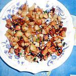 recette Pommes de terre sautées brasserie