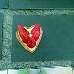 recette tarte au fraises et mascarpone