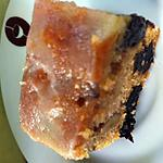 recette Gâteau moelleux aux pruneaux