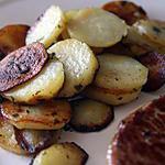 recette Pomme de terre Salardaise