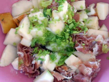 Salade d'un soir d'été 430
